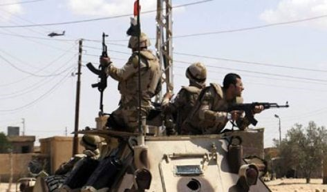 egypt - army