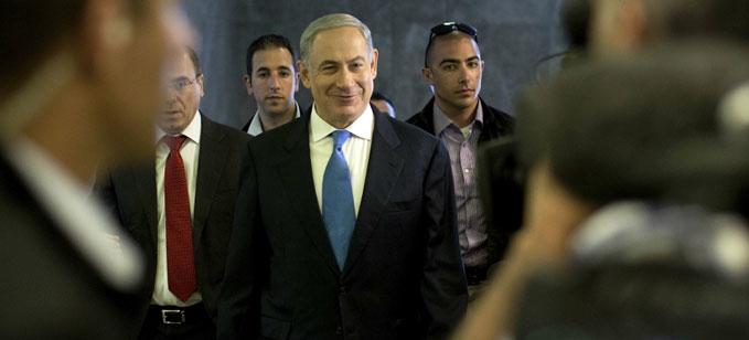 نتانياهو قضى ساعتين بالمستشفى بسبب إلتهاب في الجيوب الأنفية