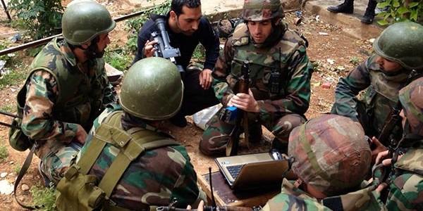 syrian arabic army 792