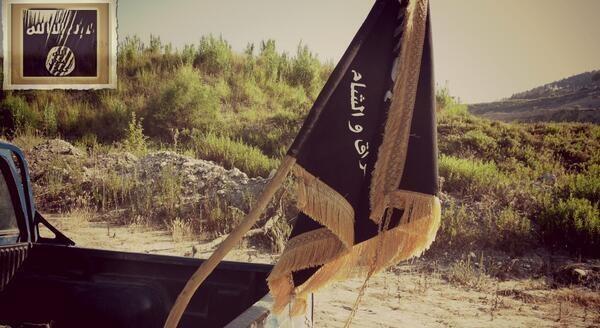 daesh - flag