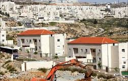 """""""مناطق أمنية"""" حول المستوطنات للإستيلاء على أراضي الفلسطينيين"""