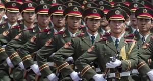الجيش الصيني يجري مناورة بالقرب من الحدود مع ميانمار
