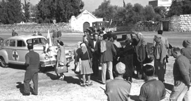يوميات الإرهاب الصهيوني: الرملة في فلسطين عام 1948