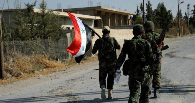 بعد #التحذير_الروسي من ضرب #الجيش_السوري #واشنطن ماضية في درس خياراتها