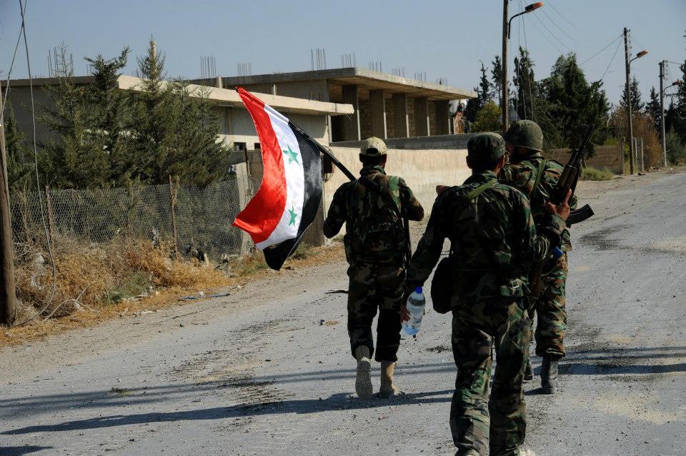 syrian army - halab