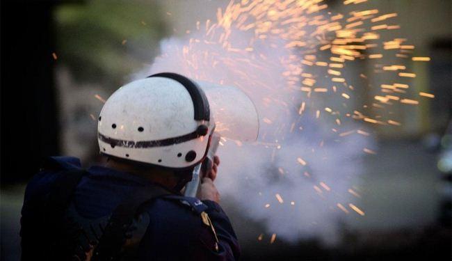 إصابات بقمع النظام البحريني وإدانات