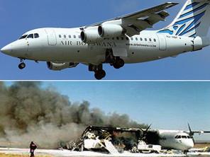 طيارون انتحروا بطائراتهم عليها ركاب!