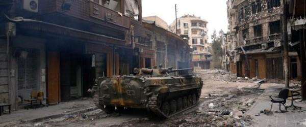 army - syria