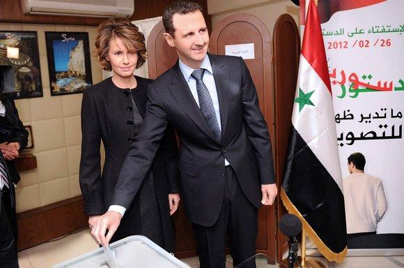 assad - bashar - inti5abat - syria
