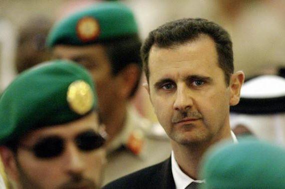 bashar - lassad  - syria