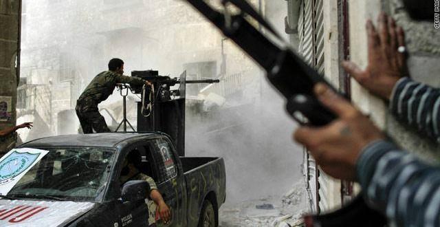 free syrian army 11