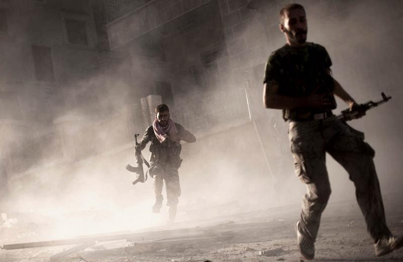 halab - free syrian army