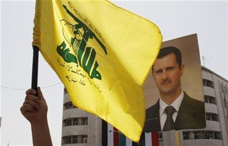 رضا غربي ـ أوروبي عن قتال حزب الله في سورية