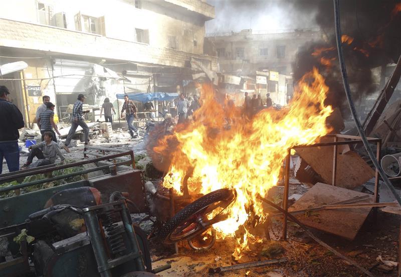 infijar - syria - halab