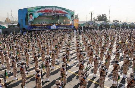 iran-army