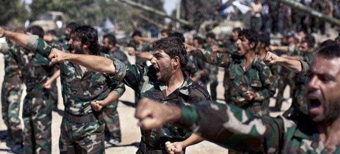 irhabiyoun - syria