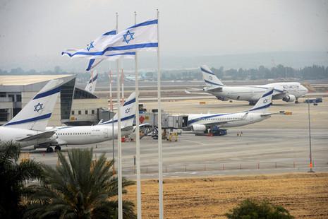 israel-bengorion-airport