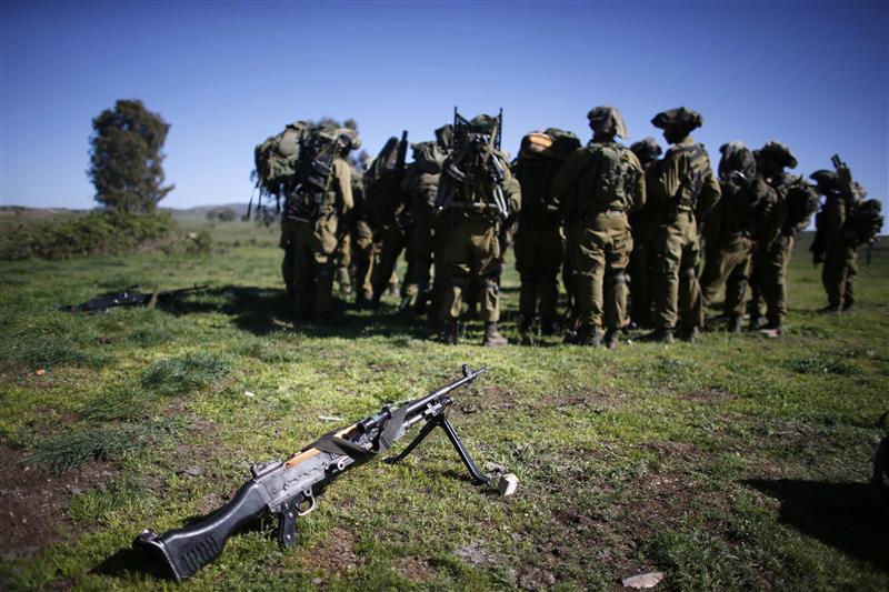 israel - joulan - syria