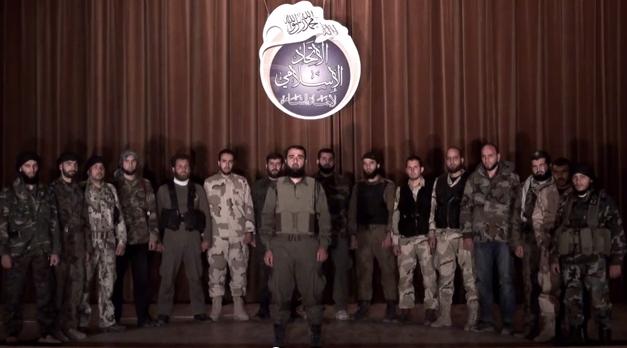 itihad - islami - syria