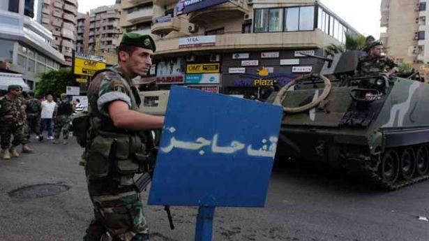 lebanone - army - hajez