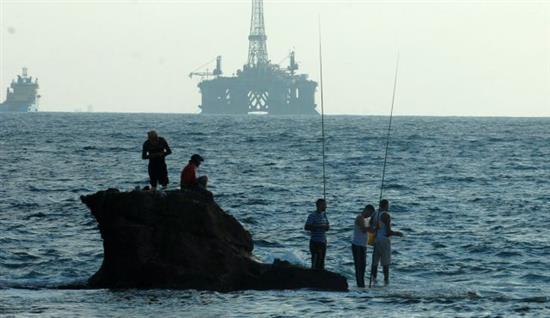 lebanone - isarael - oil - gaz