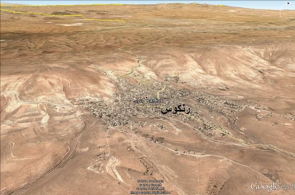 rankous-map
