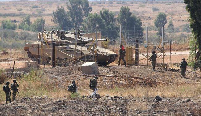 """استنفار للجيش اللبناني جراء مناورة """"اسرائيلية"""" بمزارع شبعا"""