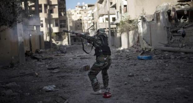 قواتيون جاهزون للقتال في سوريا