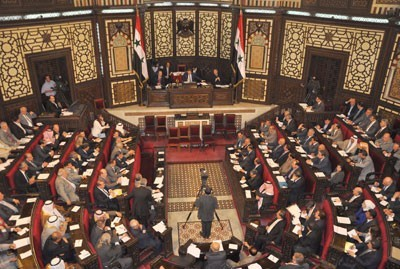 syria-parlement