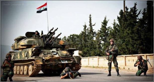 سقوط الحلم الاسرائيلي بانهاء المؤسسة العسكرية السورية