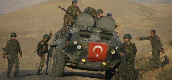 turkya - army - hdoud - syria