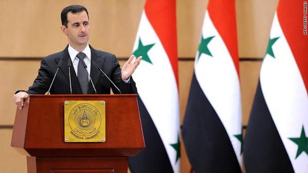 سيناتور أميركي يدعم بشار الأسد!