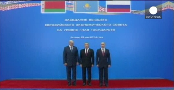 روسيا وكازاخستان وبيلاروسيا توقع معاهدة