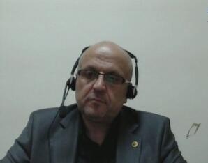 ابراهيم الأمين: اعترف بشرعية المحكمة
