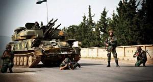 الجيش السوري يحبط هجوما إرهابيا على نقاط عسكرية في ريف إدلب ويدمر آليات في جرود القلمون