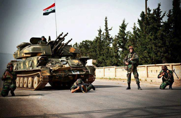 syrian - army - arabic