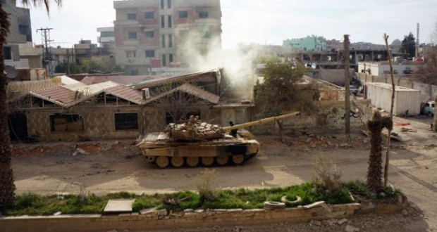 syrian - army - halab