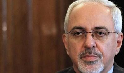 ظريف: الشعب السوري ازمته بنفسه