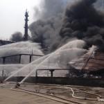 انفجار بمصفاة نفط شرقي الصين