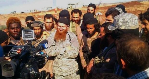 سيلفي مع داعش