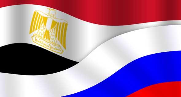 egypth - russia