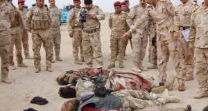 """""""داعش"""" نمر من ورق: """"جَرَفنا الصخر يا قاسم"""""""