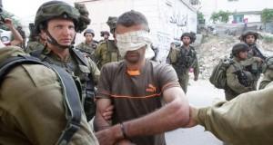 جيش الاحتلال الاسرائيلي يعتقل 15 فلسطينيا في الضفة الغربية