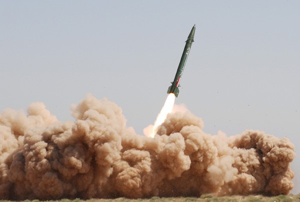 صاروخ سوري