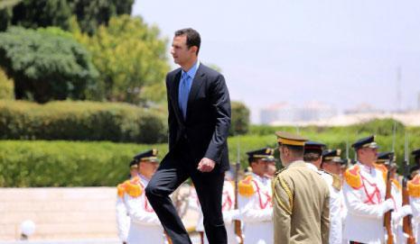 ضابط أمريكي سابق: الأسد فاجأنا بذكاء كذكاء والده