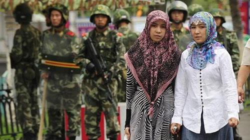china - islam