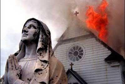 هل يأتي دور المسيحيين وبقية الاقليات في لبنان؟