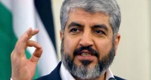 مشعل: دعم إيران للمقاومة ساهم في انتصارها