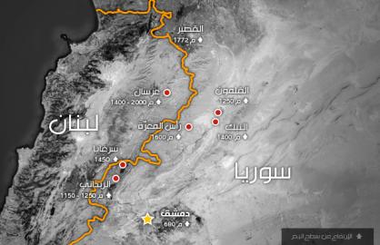 plan - lebanone - syria
