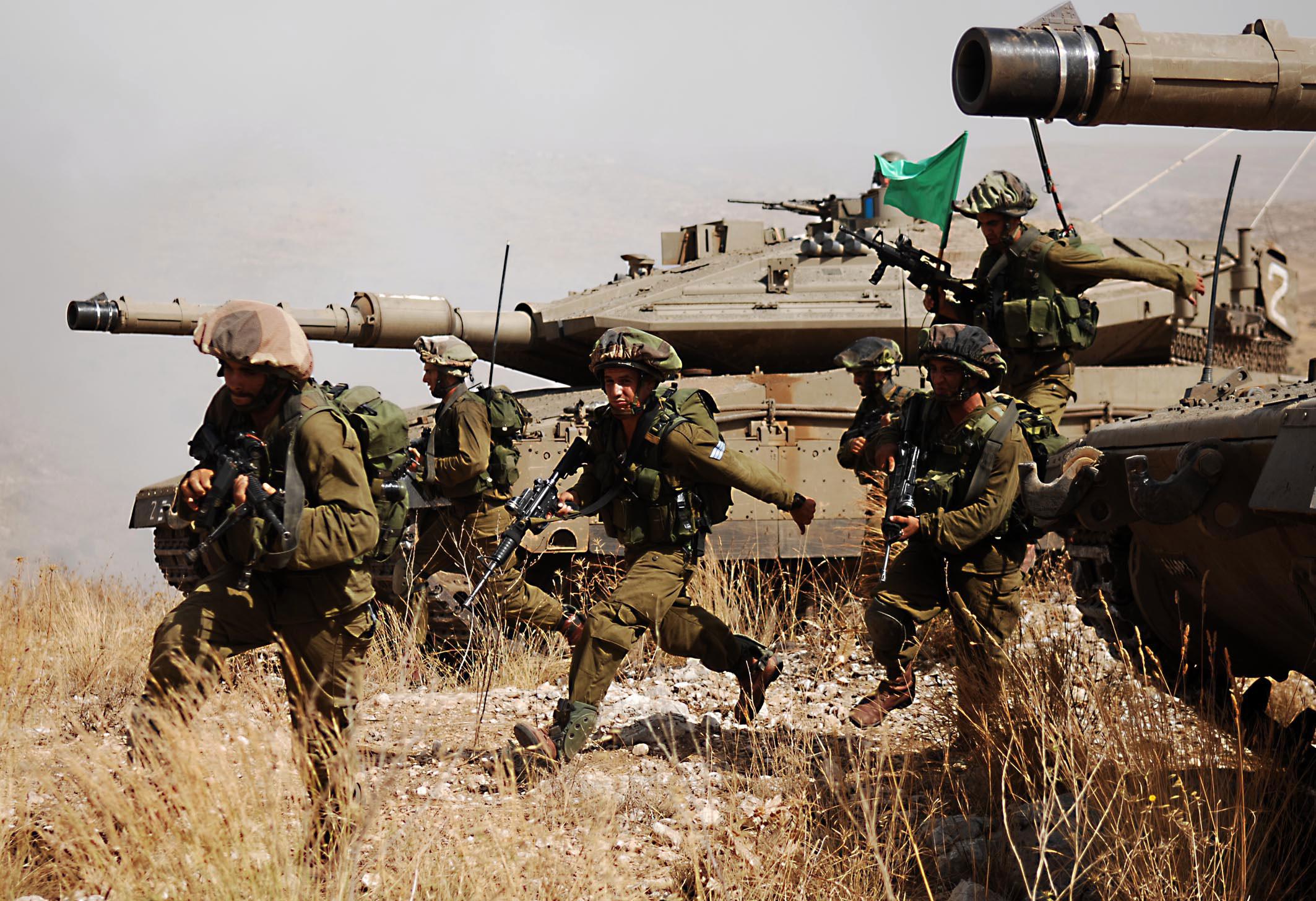 army - israel